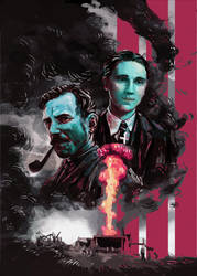 There Will Be Blood- poster by Rill-Rill