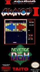 Arkanoid II NES Label by BlueFirez88