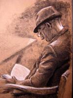 oldman by Benbe