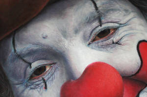 clowndetail by Benbe
