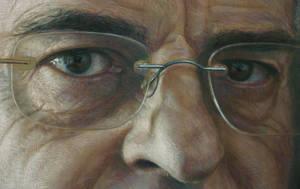 D. Juan F. Carceles detail by Benbe