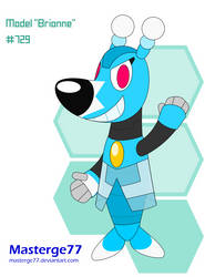 Brionne Model Pokeroid by Masterge77
