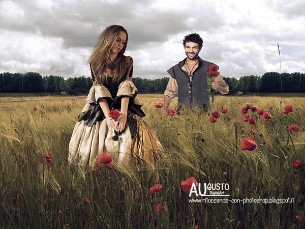 Innamorati by AugustoDigitalArt