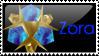 LoZ - Zora by yotaka