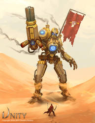 Yellow Robo part 1 by ijul