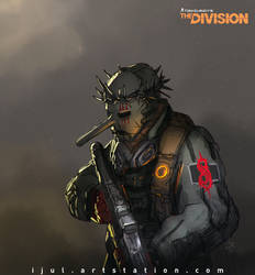 The Division X Slipknot by ijul