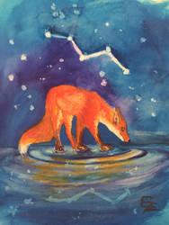 Vulpecula(Little Fox) by ElizabethHolmes