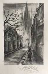Keeping Watch in the Night by ElizabethHolmes