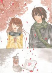 Coffee Love by Berrya