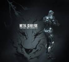 Metal Fox by frankhong