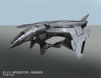 Interceptor Render by frankhong
