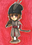 Un Soldat Medieval by DolphinsKiss