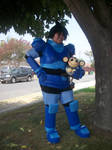 Megaman Volnutt - The Digger Trigger by Sonicbandicoot