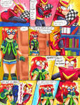 Megaman: S-H-D Manga Page 25 by Sonicbandicoot