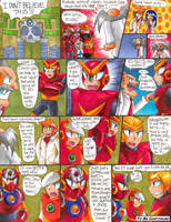 Megaman: S-H-D Manga Page 38 by Sonicbandicoot