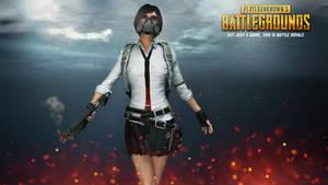 Playerunknowns battlegrounds 3D Render by FujitsuYoung