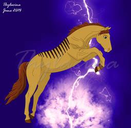 Levitate by Thylacina