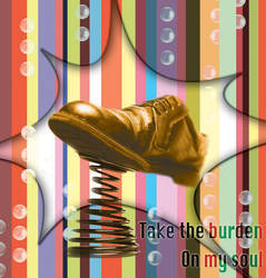 ::take the burden on my soul:: by gingergraph