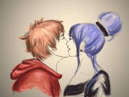 Felix and Jasper by animegeik