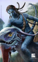 Avatar-Nazar by Bembiann