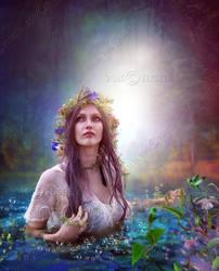 WaterNymph by Euselia