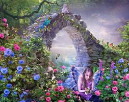 GardenGate by Euselia