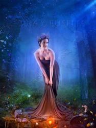 EnchantedForest by Euselia