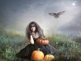 HalloweenMood by Euselia