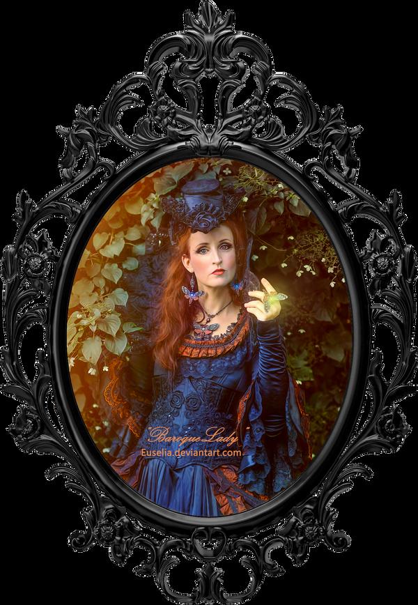 BaroqueLady by Euselia