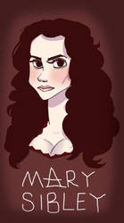 Salem's Mary Sibley by ZutaraGirlXD