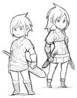 Sketch Random by AbyssWatchers