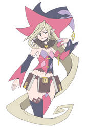 Magilou by AbyssWatchers