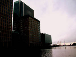 Canary Wharf 2 by tbest