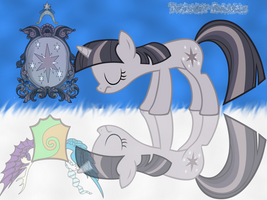 Twilight Sprakle Discord wallpaper by NightSilverChelly