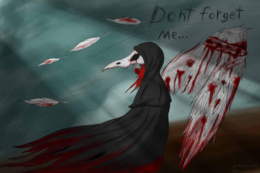Dont Forget Me by saber900100