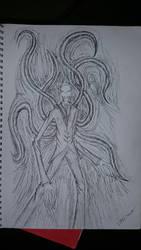 slenderman by saber900100