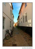 Back Street by Alcamin