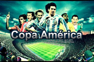 Copa America 2011 by fisalaliraqi