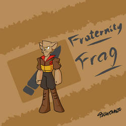 Frag of Fraternity by BurianPi