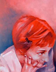 portrait by lucydanger