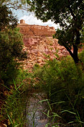 The stronghold of Ait Benhaddou by Starkall