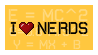 I :heart: Nerds by stamps-club