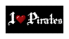 Pirate - Kitz-the-Kitsune by stamps-club