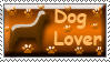 Dog Lover Stamp - Sparkyard by stamps-club