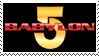 Babylon 5 Stamp - Golubaja by stamps-club