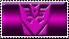 Decepticon Stamp - Sparkyard by stamps-club