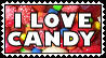I Love Candy - holls by stamps-club