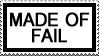 Made of Fail - neffiie by stamps-club