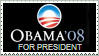 Obama 08 Stamp-RSR-Productions by stamps-club