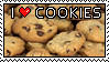 I LOVE COOKIES - LittleStar87 by stamps-club